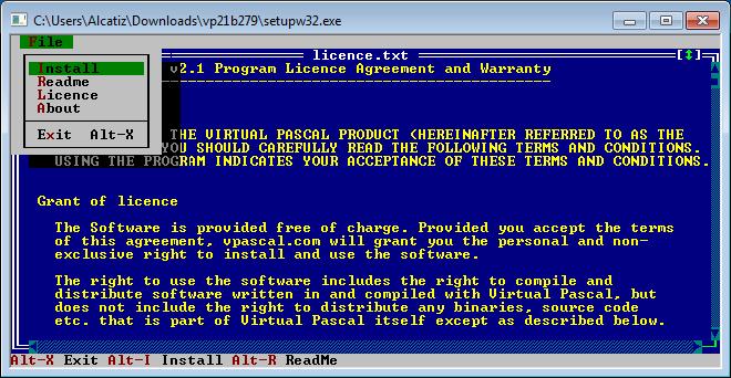 programme d'installation de qq linux