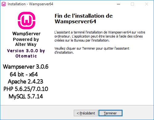 (X64 BITS GRATUIT TÉLÉCHARGER 3.0.6 64 WAMPSERVER